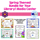 Spring Themed Bundle for Your Library/Media Center