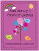 Spring Bundle: Literacy and Calendar Journals
