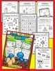 Spring Bundle - NO PREP Math & Literacy (Pre-K) - Mar/Apr/May