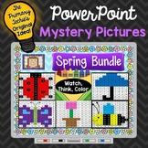 Spring Bundle Watch, Think, Color Games - EXPANDING BUNDLE