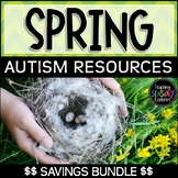 Spring Bundle for Autism Early Intervention