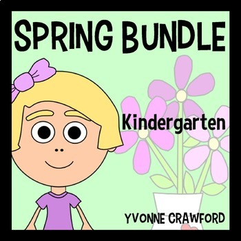 Spring Bundle for Kindergarten Endless