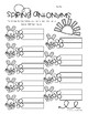Spring Bunnies and Flowers: Antonyms Match Center (Higher Level)