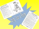 #sbdollardeal Spring Bunny Color a Rhyme Activity!