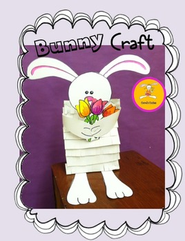 Easter Craft Bunny