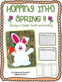 Spring Writing (Bunny)