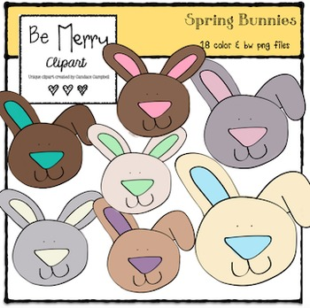 Spring Bunny FREEBIE