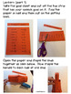 Spring Bunny Paper Lantern Speech Therapy Craft {craftivities}