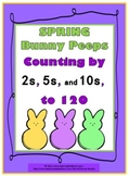 Spring Math - Skip Counting Worksheets, Activities, and Posters