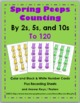 Skip Counting Activities - Spring Theme - Numbers 1-120 -