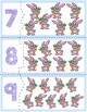 Spring Bunny Self Correcting Quantity Puzzles | Numbers 1-12