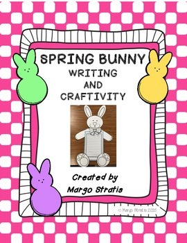 Spring Bunny Writing and Craftivity