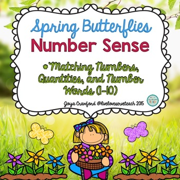 Number Sense: Spring Edition