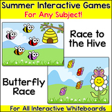 Summer Theme Review Games for any Subject - End of the Yea
