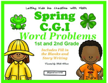 C.G.I Common Core Math Spring