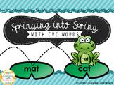 Spring CVC Leap Pads