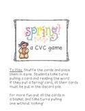 Spring CVC Read and Write