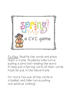 Spring CVC Read and Write
