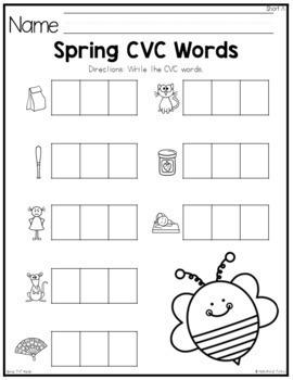 Spring CVC Sound Boxes