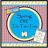 Spring CVC Tic-Tac-Toe