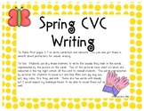 Spring CVC Writing Center