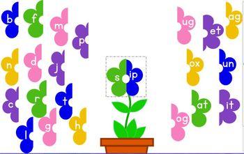 Spring CVC word maker