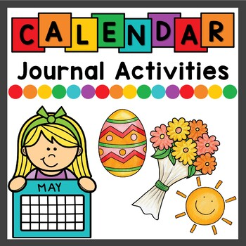 Spring and Summer Calendar Activities for Math Meeting