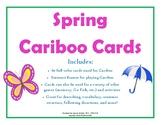 Spring Cariboo Cards