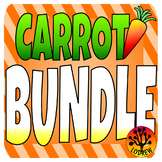 Carrot Centers Bundle Spring Activities Math Literacy Fine Motor Addition