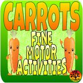 Carrot Centers Spring Activities Fine Motor Centers Garden