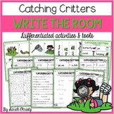 Spring: Catching Critters Write the Room
