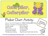 Spring Caterpillar Pocket Chart Poetry Set
