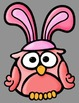 Spring Celebrations Owls Clip Art