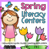 Spring Center Activities (Literacy)