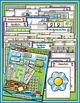 Spring Center Activities - Math and Literacy (Kindergarten