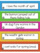 Spring Center Pack [[Primary Grades - Language Arts]]