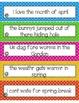 Spring Center Pack [[Primary Grades - Language Arts]]