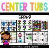 Spring Center Tubs