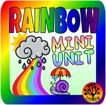 Spring Centers Activities Rainbow Centers Activities Rhyming Preschool K