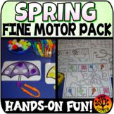 Spring Fine Motor Centers Hands On Spring Activities OT