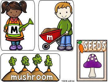 Garden Centers Spring Activities Flowers Literacy Math Fine Motor Plants