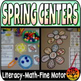 Spring Centers Hands On Spring Activities OT Recording She