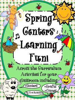 Spring Centers: Learning Fun