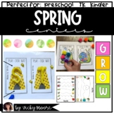 Spring Centers | Preschool | Insects and Frogs