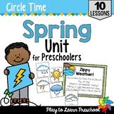 Spring Circle Time Unit