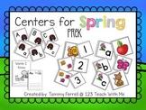 Spring Centers for PreK