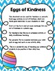 Spring Character Activities: Eggs of Kindness