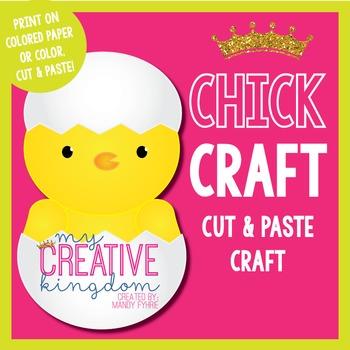 Spring Chick Craft (Glyph)