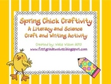 Spring Chick Craftivity