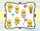 Spring Chick - Interactive Practice Game for Notation {sol mi} 5 line staff